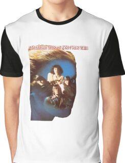 The Guess Who Carl Dixon Bachman Cummings 5 Graphic T-Shirt