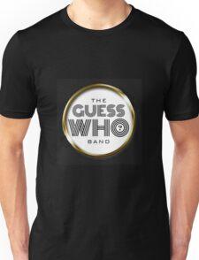 The Guess Who Carl Dixon Bachman Cummings 9 Unisex T-Shirt