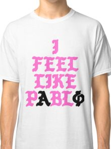 i feel like a phi pink Classic T-Shirt