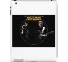 The Guess Who Carl Dixon Bachman Cummings 14 iPad Case/Skin
