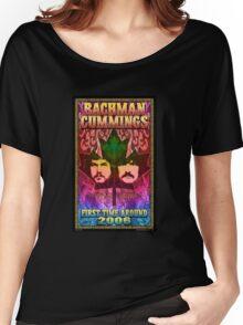 The Guess Who Carl Dixon Bachman Cummings 12 Women's Relaxed Fit T-Shirt