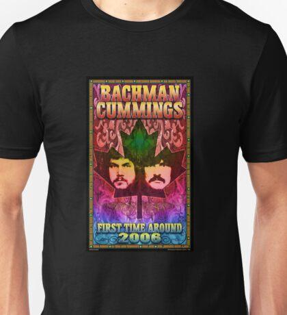 The Guess Who Carl Dixon Bachman Cummings 12 Unisex T-Shirt