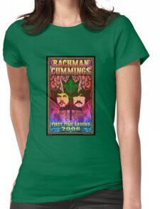 The Guess Who Carl Dixon Bachman Cummings 12 Womens Fitted T-Shirt