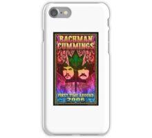 The Guess Who Carl Dixon Bachman Cummings 12 iPhone Case/Skin