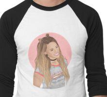 Dinah Jane Men's Baseball ¾ T-Shirt