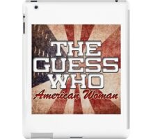 The Guess Who Carl Dixon Bachman Cummings 15 iPad Case/Skin
