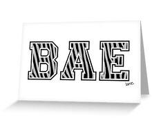 lame. - BAE Greeting Card