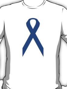 Colon Cancer Awareness ribbon T-Shirt