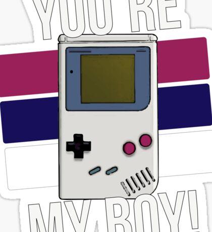 You're My Boy! Sticker
