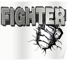Fist Fighter Poster