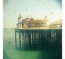 The Pier Photographic Print