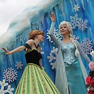Festival Of Fantasy - Anna and Elsa by Flippinawesome