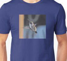 BABY BLACK-THROATED ANNA IN FLIGHT Unisex T-Shirt