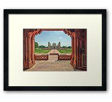 Baby Taj - Agra - Uttar Pradesh - India Framed Print