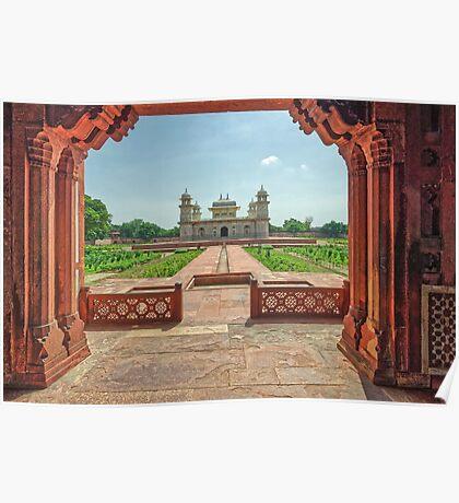 Baby Taj - Agra - Uttar Pradesh - India Poster