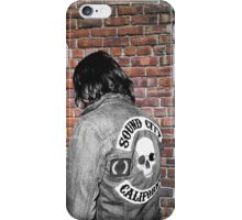 Sound City Jacket iPhone Case/Skin