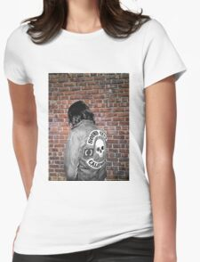 Sound City Jacket Womens Fitted T-Shirt