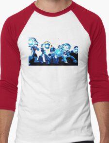 Mega-Man Generations Men's Baseball ¾ T-Shirt