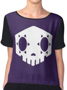 who is Sombra?? Chiffon Top