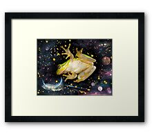 It Came From Outer Space Framed Print