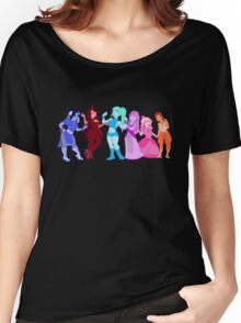 Game Girls  Women's Relaxed Fit T-Shirt
