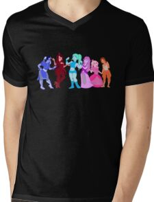 Game Girls  Mens V-Neck T-Shirt