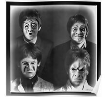 The Freaky Fab Four Poster