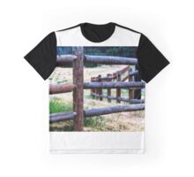 Boundaries...Ketchum, Idaho Graphic T-Shirt