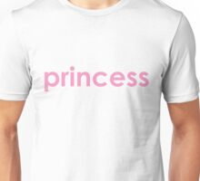 princess pink Unisex T-Shirt
