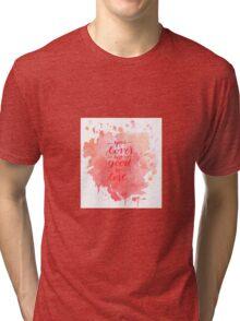 Seventeen- Heathers the musical Tri-blend T-Shirt
