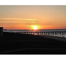 """""""Perfect Sunset""""... prints and products Photographic Print"""