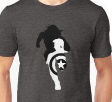 Winter Soldier & Cap Unisex T-Shirt