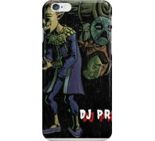 Happy Bass Salesman iPhone Case/Skin