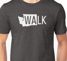 Walk WA Unisex T-Shirt