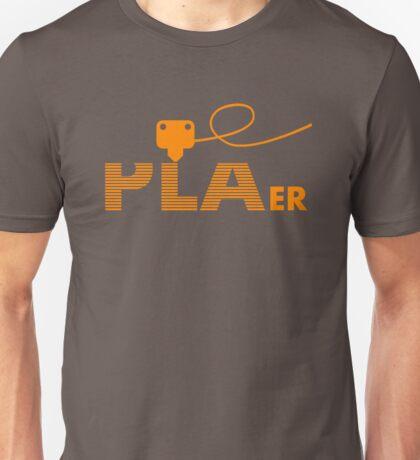 PLAer 3D Printer Enthusiast Unisex T-Shirt