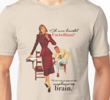 Brains & Beauty Unisex T-Shirt