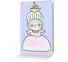 Marie Antoincatty Greeting Card