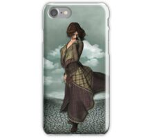 Fantasy Girl Warrior iPhone Case/Skin