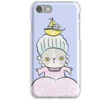 Marie Antoincatty iPhone Case/Skin