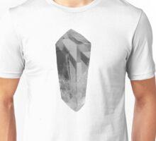 Smoky Quartz Crystal Unisex T-Shirt