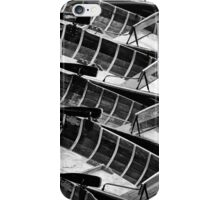 On the Benches iPhone Case/Skin