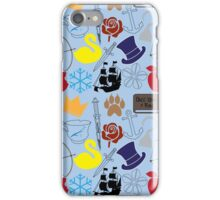 Once Upon an Icon iPhone Case/Skin