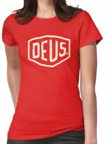 deus ex machina Womens Fitted T-Shirt