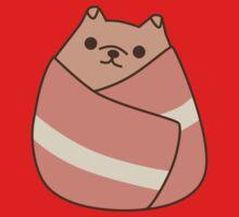 Pupsheen Wrapped in Bacon Kids Tee