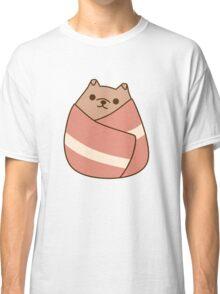 Pupsheen Wrapped in Bacon Classic T-Shirt