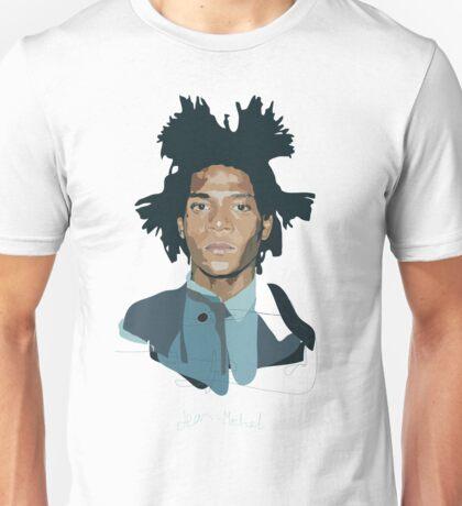 Jean-Michel Basquiat - Artist Series Unisex T-Shirt