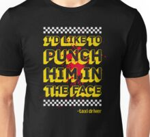 Punch Him In The Face Bloody Version Unisex T-Shirt