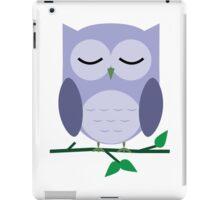 Owl be Sleeping iPad Case/Skin
