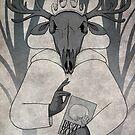 Melancholy II by Kuba Gornowicz