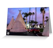 Route 66 #2 Greeting Card